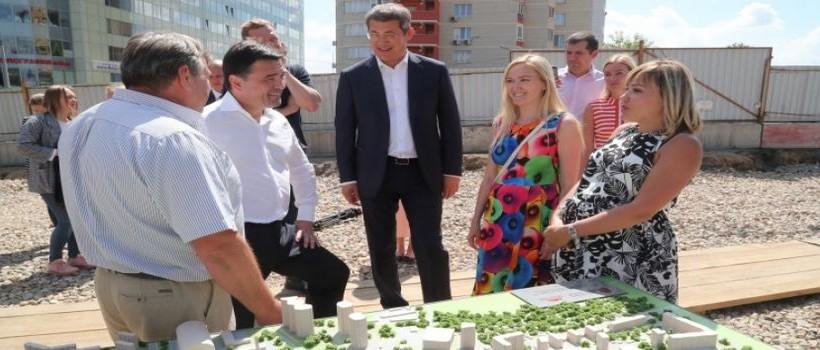 Красногорск Хабиров Воробьев слайдер