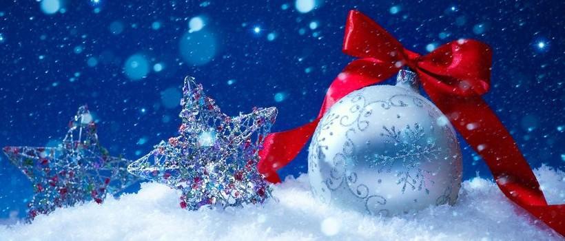 новый год снег гороскоп слайдер