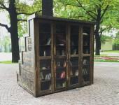 книжный шкаф парк толстого