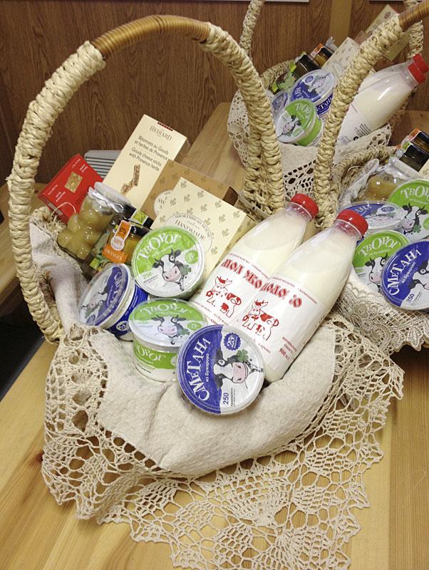 Истринская молочная компания