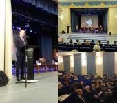 Рузский тарханов встреча