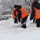 снег дворники