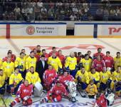 хоккей Воробьев