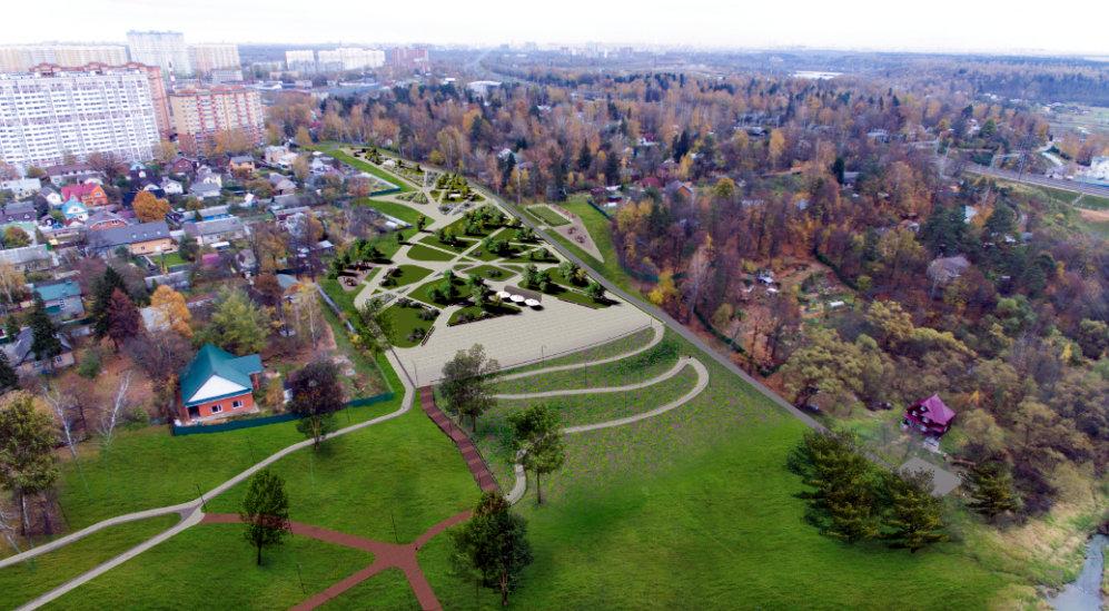 парк Подрезково
