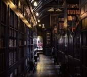 Истра ночь в библиотеке