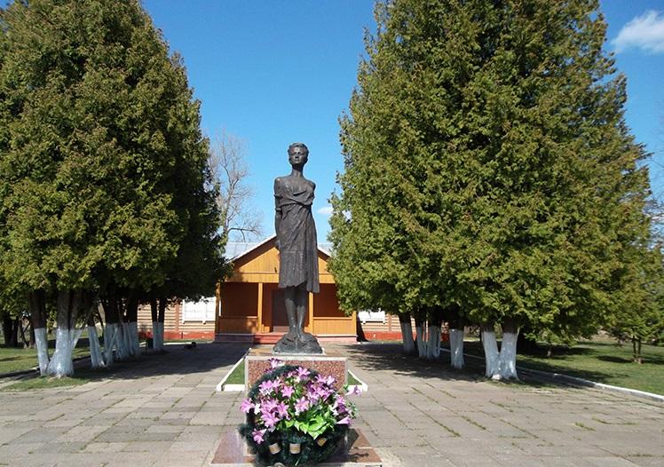 Руза Космодемьянская
