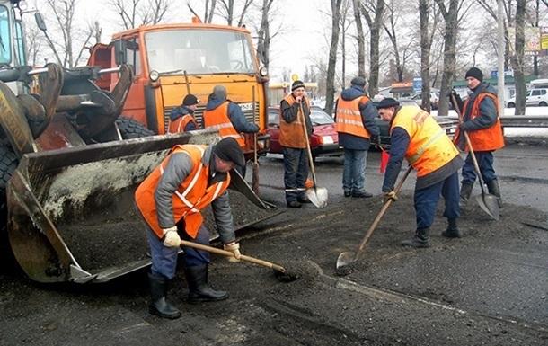 Красногорск ремонт дорог