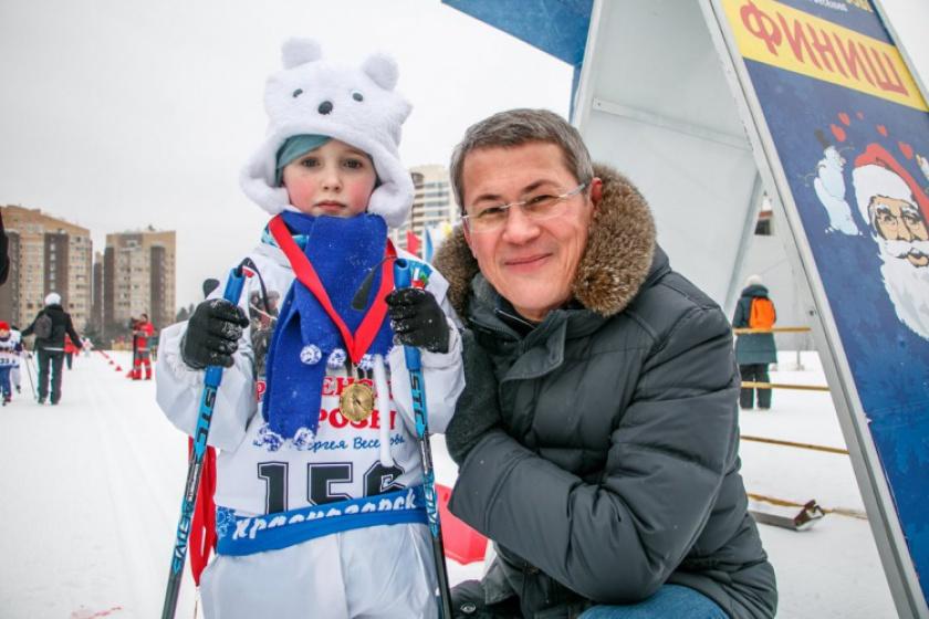 Красногорск Хабиров