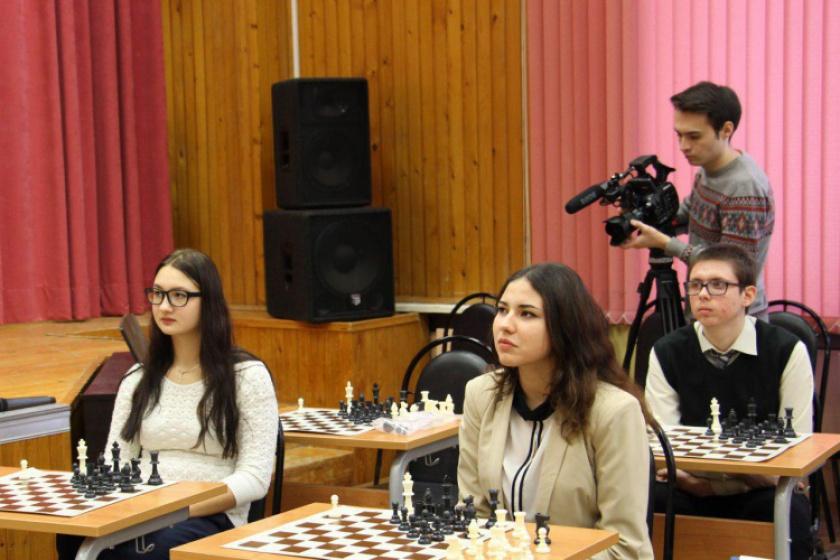 Красногорск шахматы