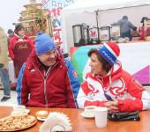 Химки лыжи Воробьев