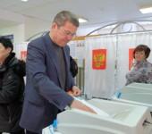 Красногорск выборы