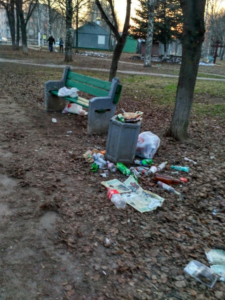 Истра мусор 1