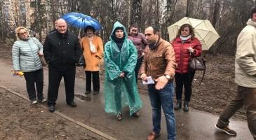 ОП Красногорск Губайловский парк