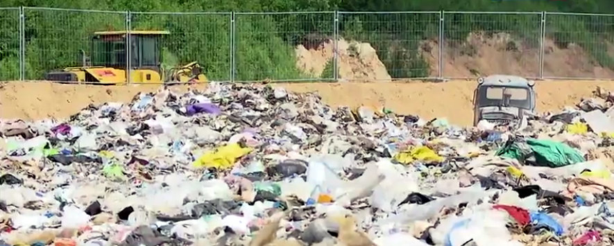 Руза мусор ОНФ