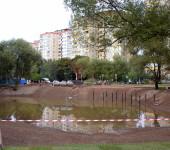 пруд Карбышева
