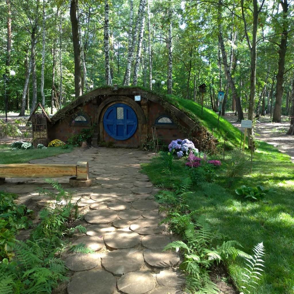 Красногорск парк Цвет лета