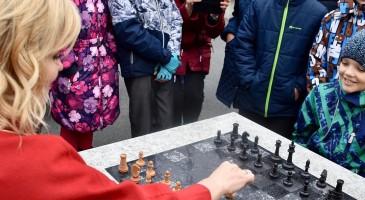 Клин Сокольская шахматы