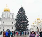 Кремль елка 2