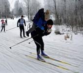 Химки лыжня