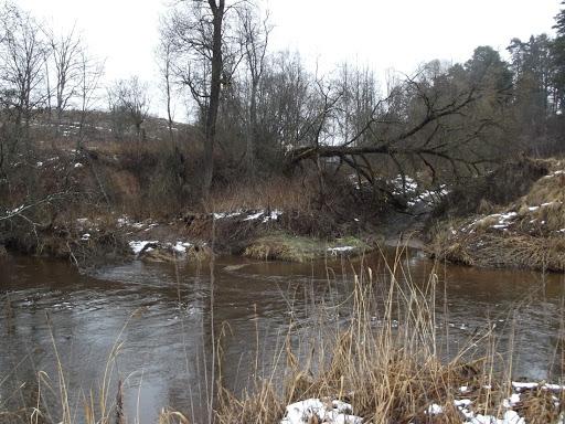 Кострово истра река