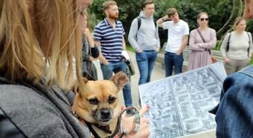 слайдер ввк экскурсия собаки